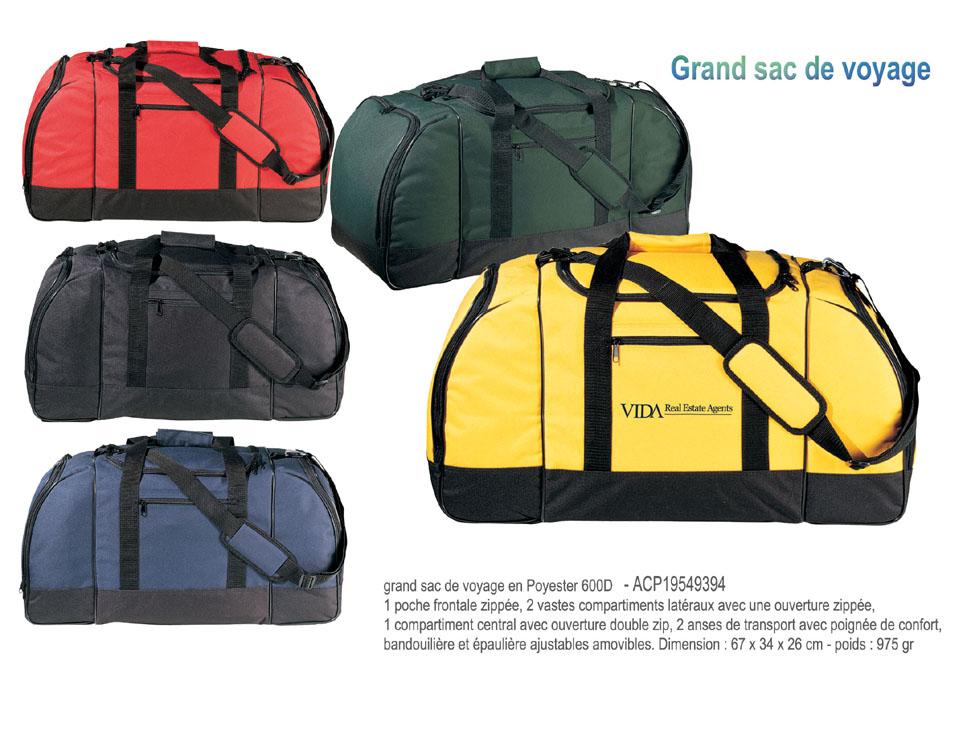 pin grand sac de voyage publicitaire sac de voyage tr s. Black Bedroom Furniture Sets. Home Design Ideas