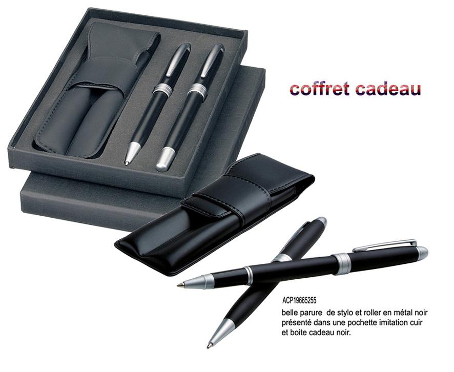stylos m tal stylos publicitaires stylos en coffret cadeaux d 39 affaires vip aic cr ations. Black Bedroom Furniture Sets. Home Design Ideas